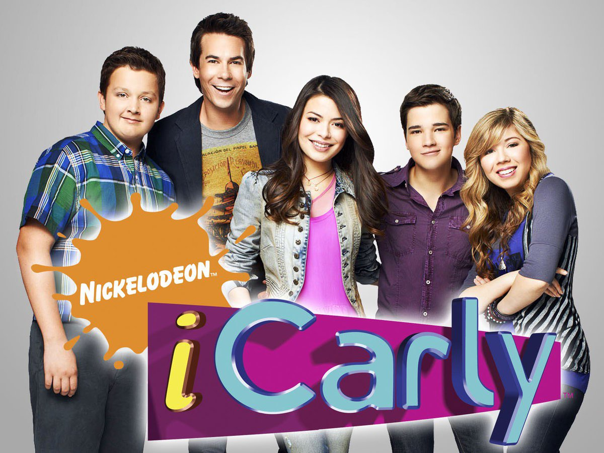 The first two seasons of 'iCarly' will be available on Netflix starting February 8th.