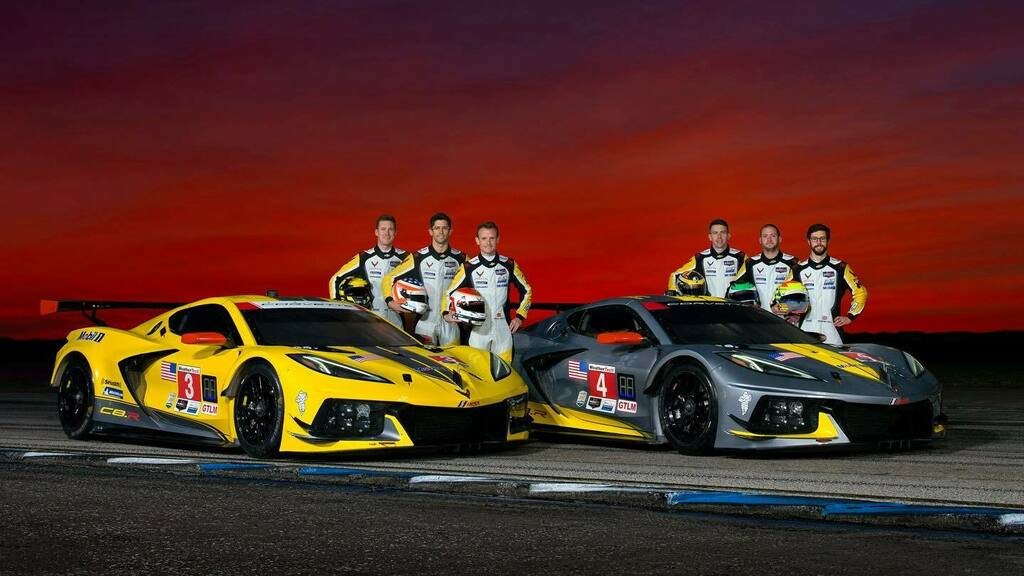 "Sorry I am a Day Late for #WallPaperWednesday but, it was my 60th. & I am old and forget shit! So here is a #GreatPhoto of the New "" 2021 #TeamChevy #C8.R #Pic for all of you ""! 📸 PhotoCredit: @teamchevy #WelcomeTheNewPilotsOfC8R #picoftheday #repost…"