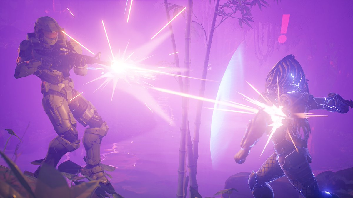 Fight with Predator was intense 😂 #halo #HaloInfinite #Fortnite #FortniteArt #FortniteZeroPoint #FortniteSeason5 #Predator #xbox #XboxSeriesX #XboxSeriesS #gaming #gamer #gamerlife #guns #FortniteCommunity #FortniteClips #retweet https://t.co/6B7QznwOp9