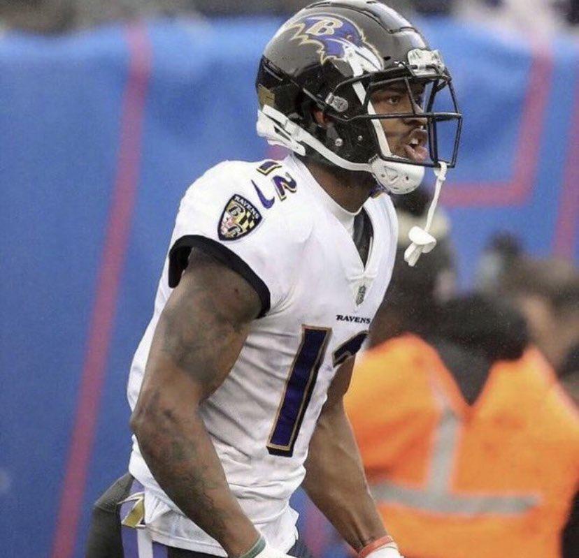 @AllenRobinson #ComeToTheRavens #RavensFlock