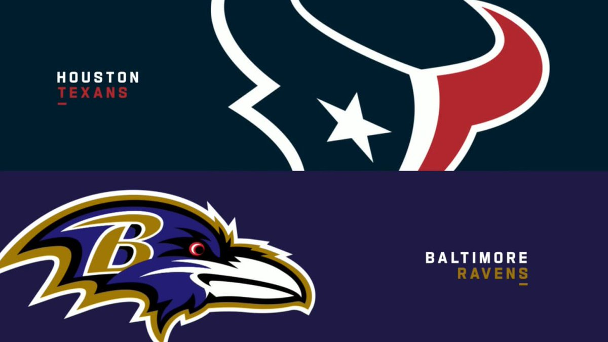 GAMEDAY! Baltimore looks to end their regular season at home with a W against the Texans❗️ 📺: ⏰:Now! #RavensFlock