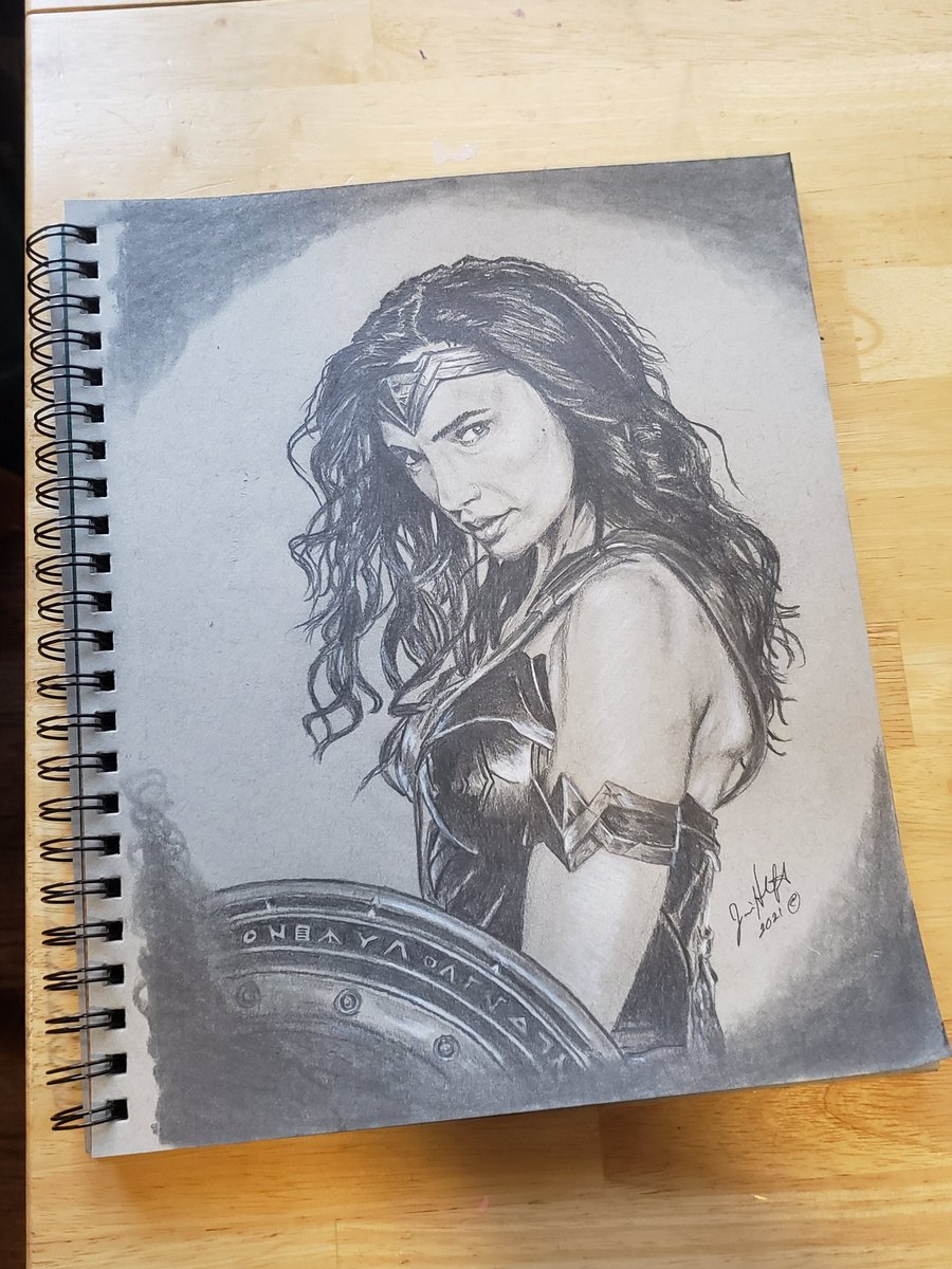 Fan art  @GalGadot  #WonderWoman #WonderWoman1984 #fanart