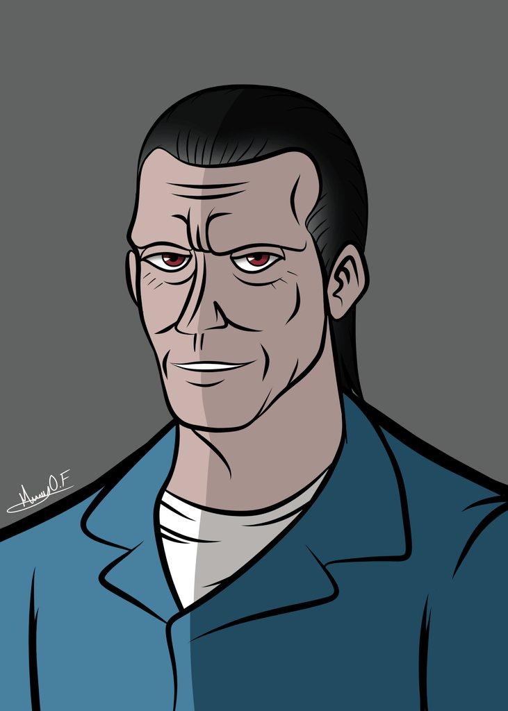 Dr. Hannibal Lecter, #Hannibal  #Canibal #Genio #cirujano #monstruo #drawing #draw #dibujo #dibujodigital  #myart #art #Arte https://t.co/EoWme7lzCr