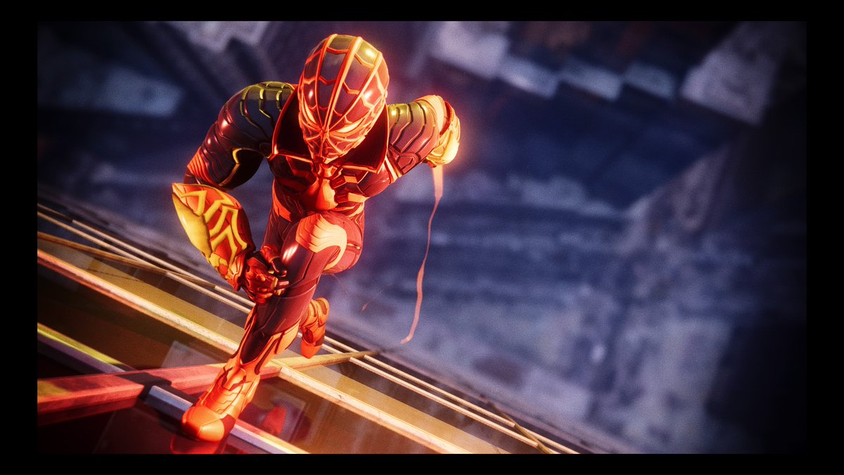 Run Barry Ru.......ooops wrong universe lol. I'm really enjoying all the suits. FYI #TheFlash is my favorite superhero ⚡⚡ #VGPUnite #VirtualPhotography #MilesMoralesPS4 #DC #Marvel