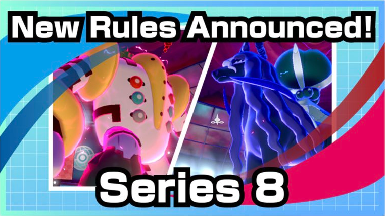 Serebii Update: The Pokémon Sword & Shield Ranked Battle Series 8 Rulesets have been announced. Allows for usage of 1 Restricted Legendary Pokémon per team from February 1st through April 30th. Details @