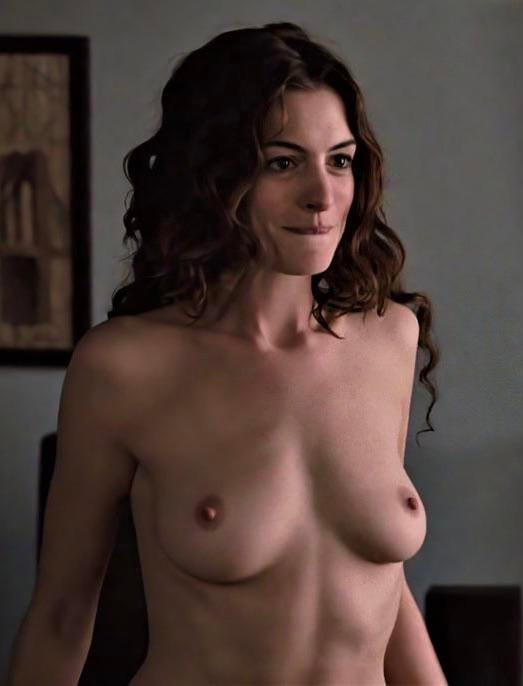 Anne Hathaway – Love and Other Drugs (2010)  – Celeb Nudity