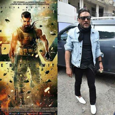 EXCLUSIVE: Jackie Shroff to play Aditya Roy Kapur's father in OM: The Battle Within -  #AdityaRoyKapur @bindasbhidu #OmTheBattleWithin
