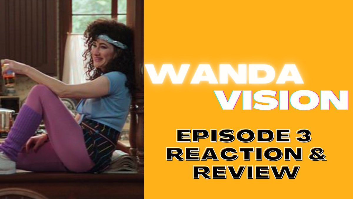 #wandavision reaction in 3 hours!!  Like & subscribe at !