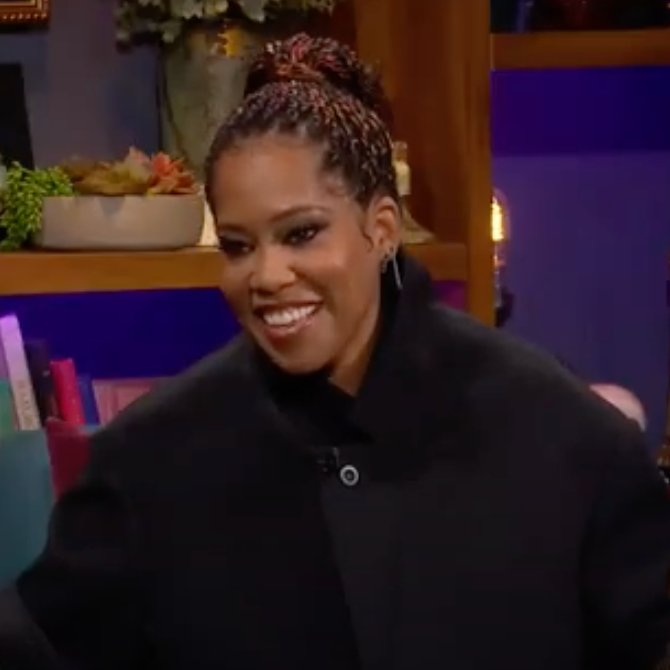 Tonight on #LateLateShow: @ReginaKing and the breakout star of yesterday's Presidential Inauguration -- @TheAmandaGorman!