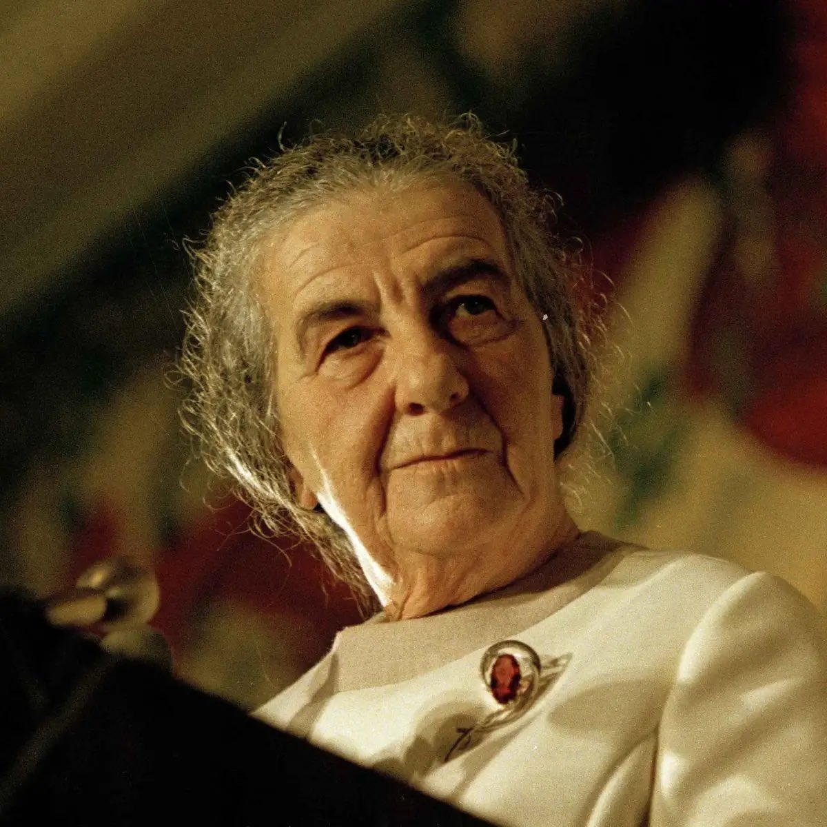 """""""One cannot and must not try to erase the past merely because it does not fit the present."""" — Golda Meir. https://t.co/O6vUuqZm2E"""