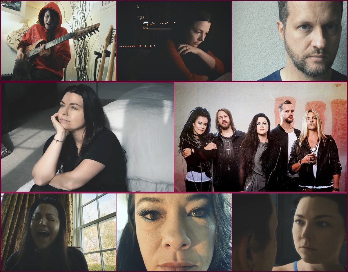 """Wasted On You"" de Evanescence Ganador de la competencia ""FanatikVideos - 6º Edición"".  Resultado de la Final: Evanescence - ""Wasted On You"" 97 Votos - Coldplay - ""Champion Of The World"" 36 Votos.  Post Completo:  #Evanescence #WastedOnYou"