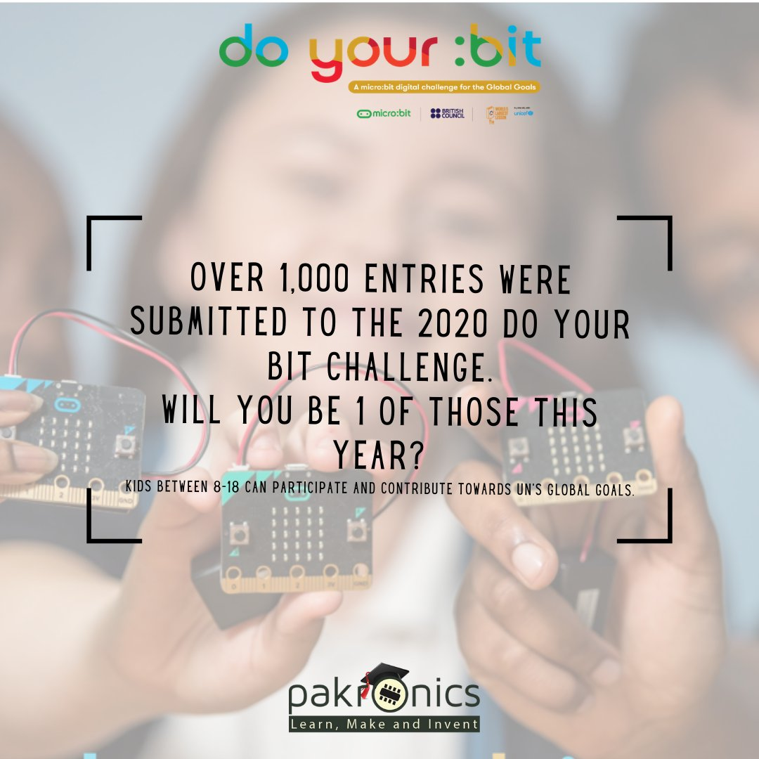 Pakronics is proudly supporting this competition in Australia. Come and help us SAVE THE PLANET. For registrations and inspiration visit:  #microbit #GlobalGoals #Australia #savetheplanet  @microbit_edu @TheWorldsLesson @Pakronics @BritishCouncil @UNICEF
