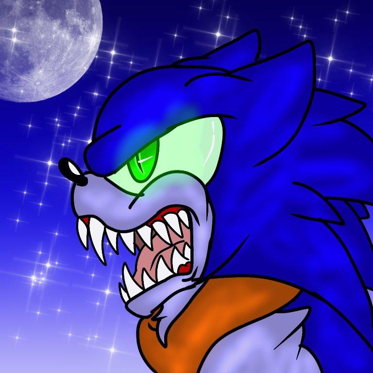 For @Ssj_Blake  Boom Sonic as a werehog https://t.co/PDVhYJq9UE