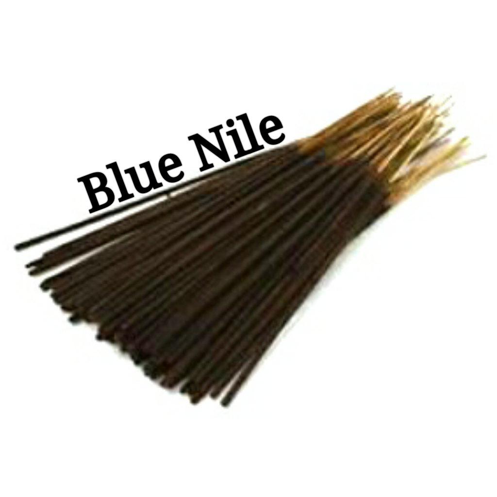 Incense Sticks | Blue Nile | 30 Incense Sticks | Incense Bundle  #Incense #AromatherapyOil #Etsy #CyberMonday #HomeFragranceOil #BlackFriday #Wedding #PerfumeBodyOils #GiftShopSale #HerbalRemedies #HandmadeIncense