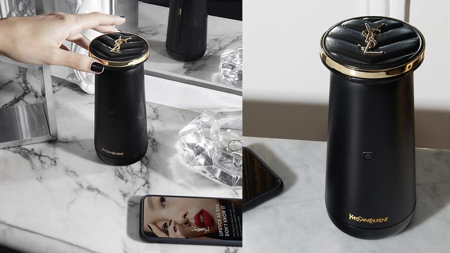 Prestige precision: L'Oréal Perso lipstick device debuts under YSL https://t.co/akrHqcNOo2 https://t.co/B2DUcy5qEJ