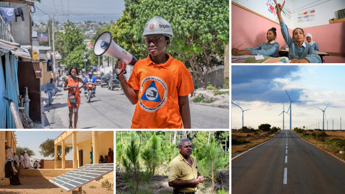 Climate impacts did not stop with #COVID19. Here is a snapshot of 10 ways the World Bank Group advanced #ClimateAction in 2020:  #YearInReview