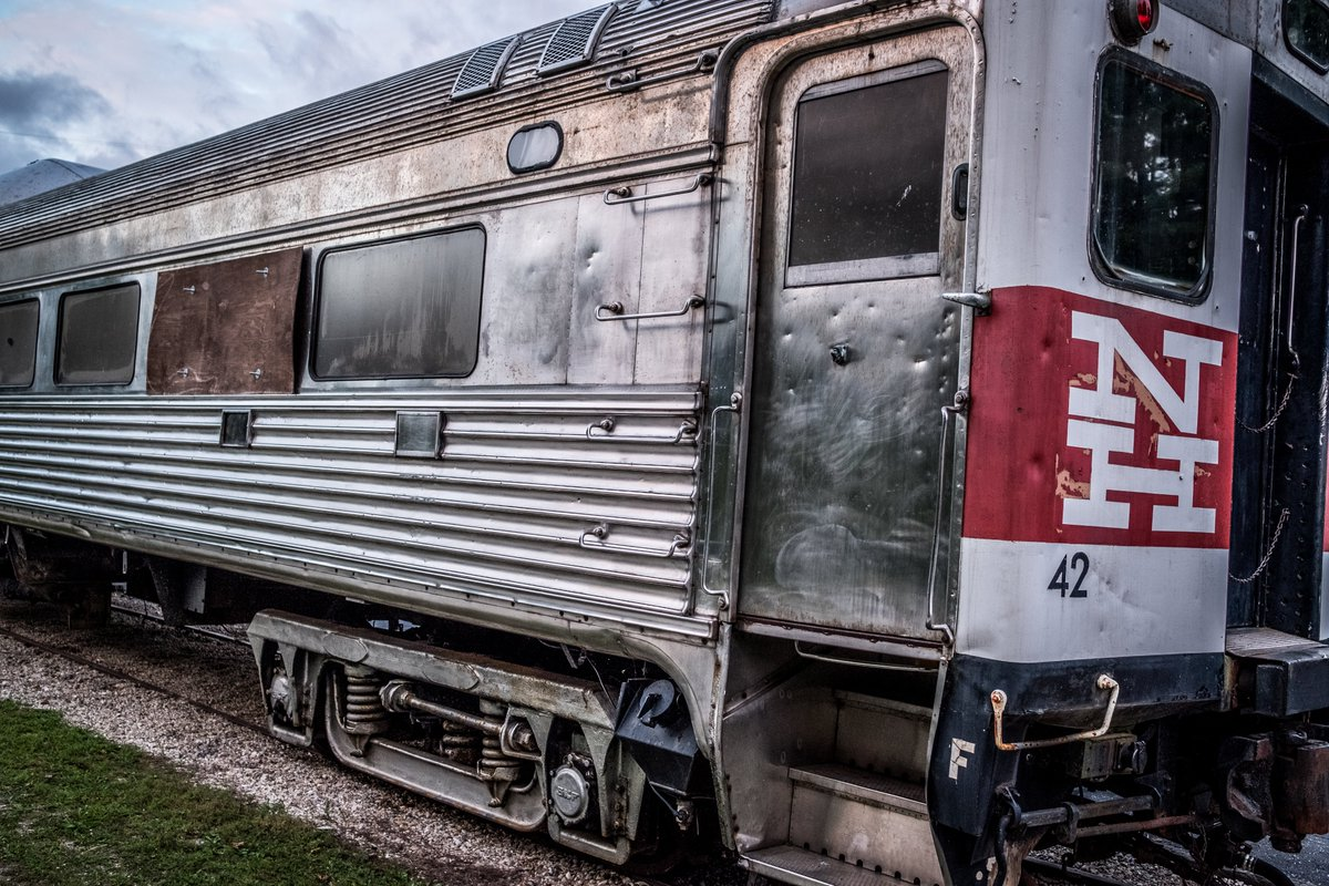 Penn Central #railway, New Haven Line #railroad car  Lenox Dale, Massachusetts, USA  #urbex #urbanexploration #abandonedplaces #photography #history #ThePhotoHour #500pxrtg #dailyphoto #ruins #exploration    #travel #art
