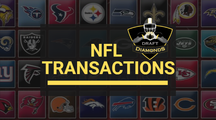 Last Chance:NFL Transactions for January 21, 2021 | Daily Workouts, Signings, and Roster Cuts  #NFL #NFLDraftNews