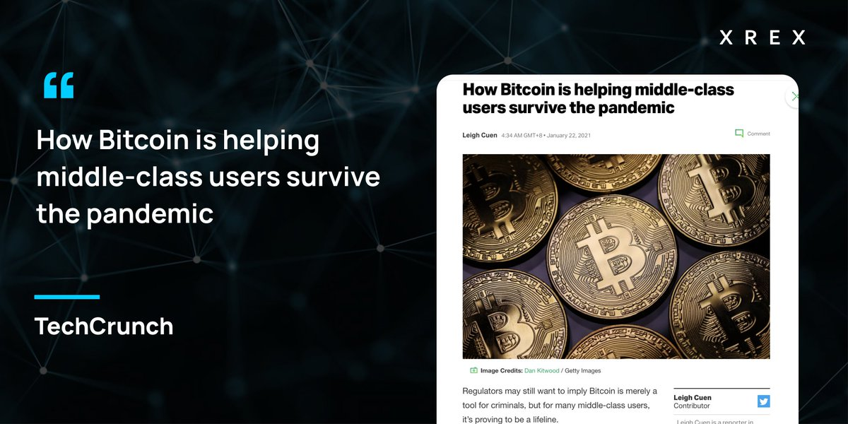 For many unbanked people, #Bitcoin and #Crypto are not an investment tool but a life-line...  The current financial system is not for all people. We are committed to serving the unbanked with solutions that let everyone finical included!  #financialinclusion