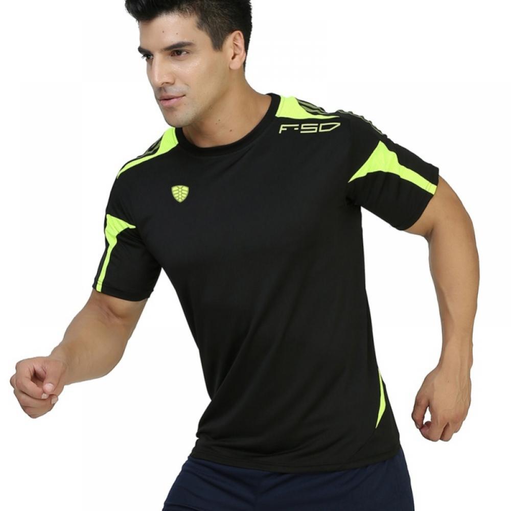 #tennis #golf Fitness y yoga transpirable camiseta de los hombres
