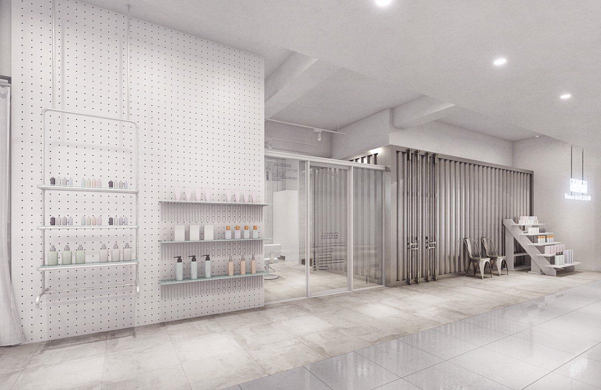 【日本発】令和3年2月24日 ヘアサロンとライフスタイルショップの機能を融合した新店舗【MDM「Maison des M.SLAS...