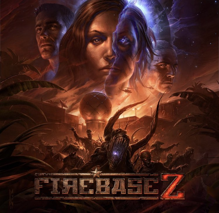 """""""The Dark Aether story continues in the jungles of Vietnam""""   Firebase Z, February 4, 2021 Free for all players to play #BlackOpsColdWar #Zombies"""