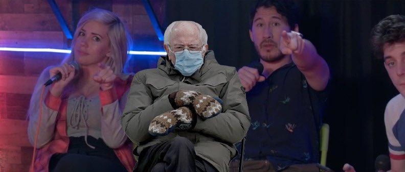 More memes!  #berniesmittens #bernie #Berniememes #berniesanders #BernieSandersMittens #markiplier #crankgameplays #ahwm
