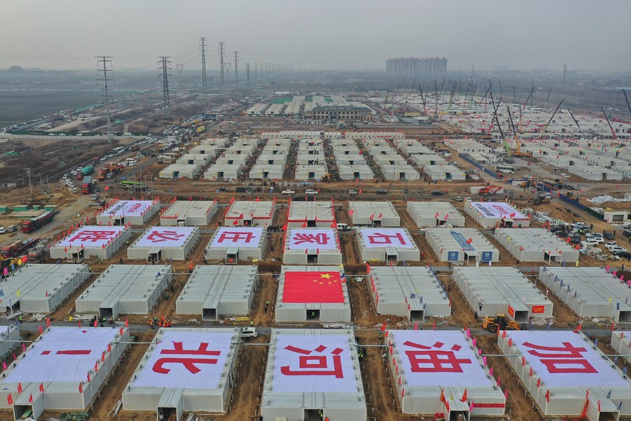 Chinese mainland reports 94 locally transmitted #COVID19 cases, including 47 reported in Heilongjiang, 19 in Jilin, 18 in Hebei, six in Shanghai, three in Beijing, and one in Shanxi