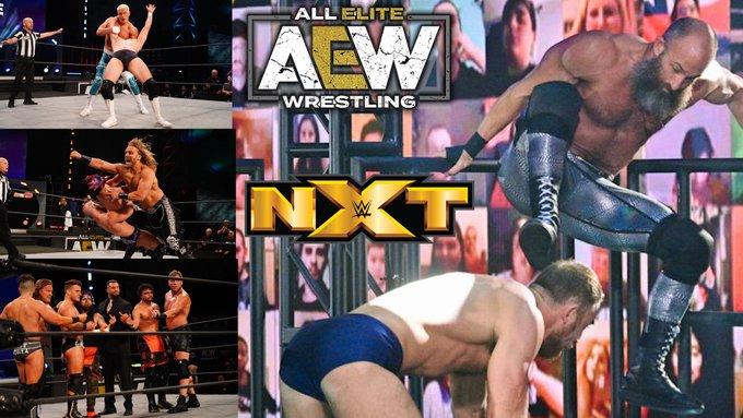 #WrestlingInsiders @degnan_matt & @DanMirade with the results, news & views on 1/20/2021 #AEW #AEWDynamite & #WWENXT   Keep #WWF Wrestling Legends WORKING @Patreon Early, Ad Free Access! Full Length Studio Shoot Interview DVDs!