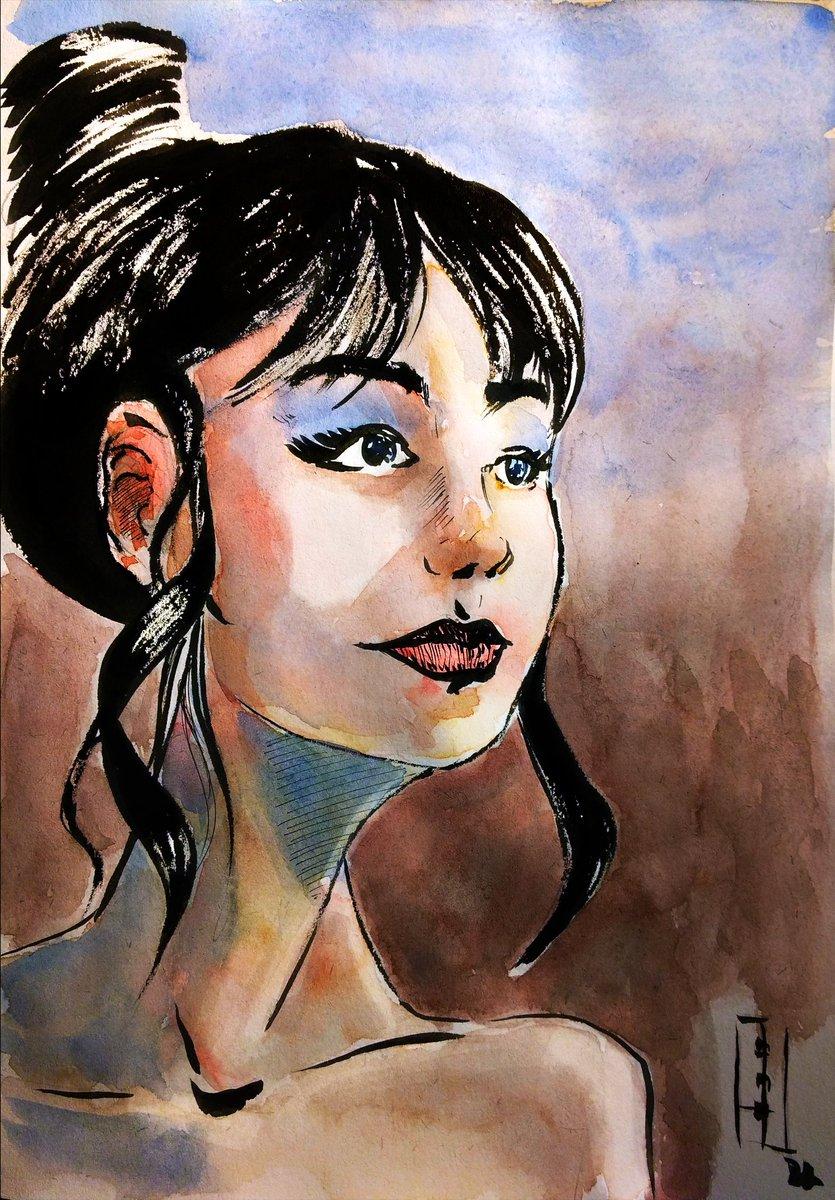 Codename: Blast  https://t.co/CSigkaT4RR  #illustration#art#arte#drawing#painting#figuredrawing#figurativeart#watercolor #nankin#gallery#artoftheday#conceptartist#fantasy#fantasyart#originalcharacter#sketchdaily#dailydrawing#sheridanart#sheridancollege https://t.co/kF0pxmH5Q8
