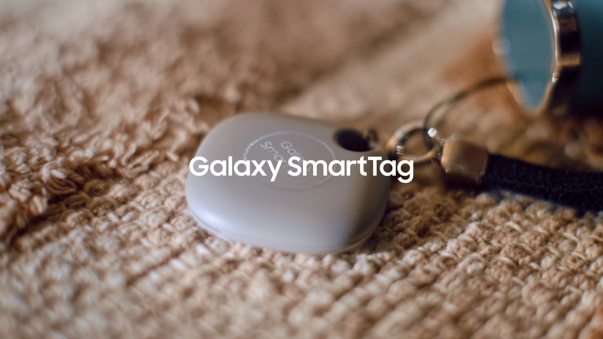 With #GalaxySmartTag and #SmartThings, your home can be smarter than you think. Turn your tag into a smart controller. With just a simple click, easily control your IoT devices and make your home smarter.  Tag it. Control it. Simply smart.  Learn more: