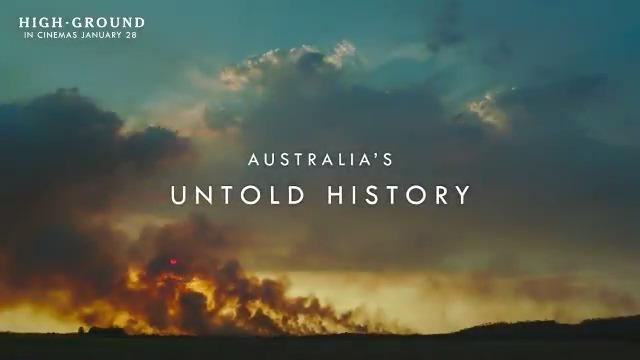 """""""I hope every Australian sees this."""" - Simon Baker. Start making plans to see @HighGroundFilm in Australian cinemas Thursday."""