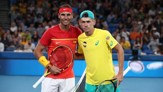 Australia drawn alongside Spain, Greece for ATP Cup  #ATP #Tennis