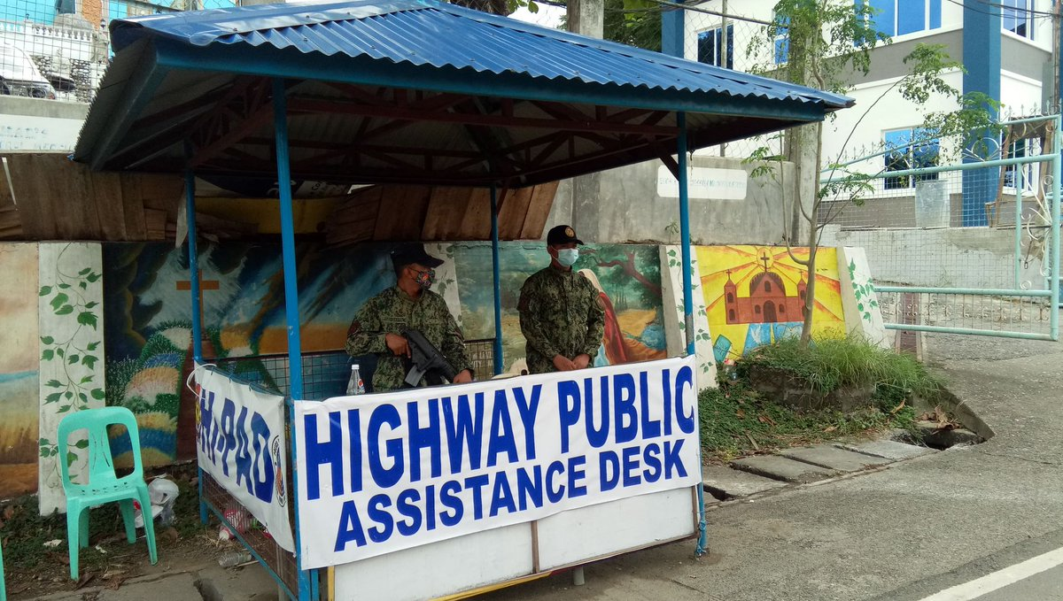 @pnpdpcr @pro1officialtw In relation to Provincial Director's Triple IMPACT Strategies, personnel of Banayoyo MPS manned the Highway Public Assistance Desk (HI-AD) established at Brgy. Poblacion of this municipality. #PNP #IlocosSurProvincialOffice #IlocosSur #GovRyanSingson