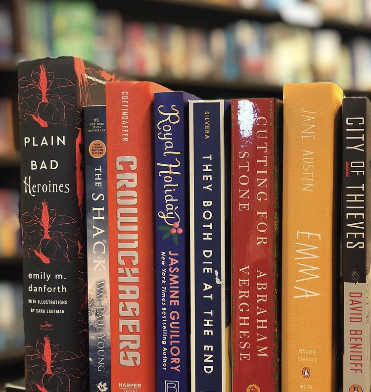 need to add more to your personal library? check out these awesome recommendations from our booksellers!  #BookRecommendations #booklovers #booklovers #BookTwitter #BookWorm #bnstcloud #wegotthebooks