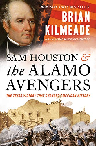 Sam Houston and the Alamo Avengers: The Texas Victory That Changed American History is trending downward moving from position 12 to 29 https://t.co/Q5BQsbxBpB #books #save #jobs https://t.co/kTrPyUHzqk