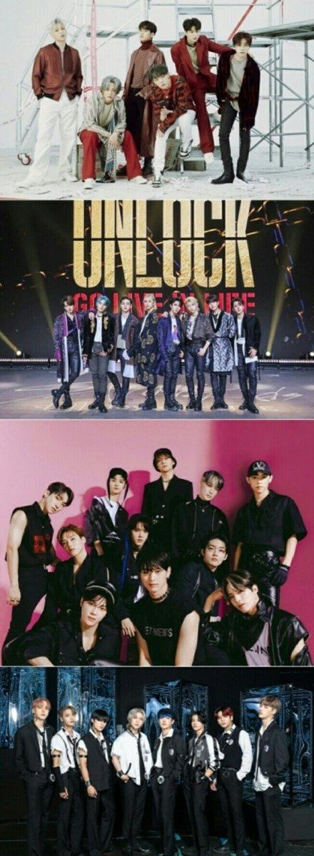 Replying to @W1xAteez: KINGDOM  MC: TVXQ  U-know and Changmin Line up: ATEEZ, THE BOYZ, STRAY KIDS, IKON Broadcast: April 1st