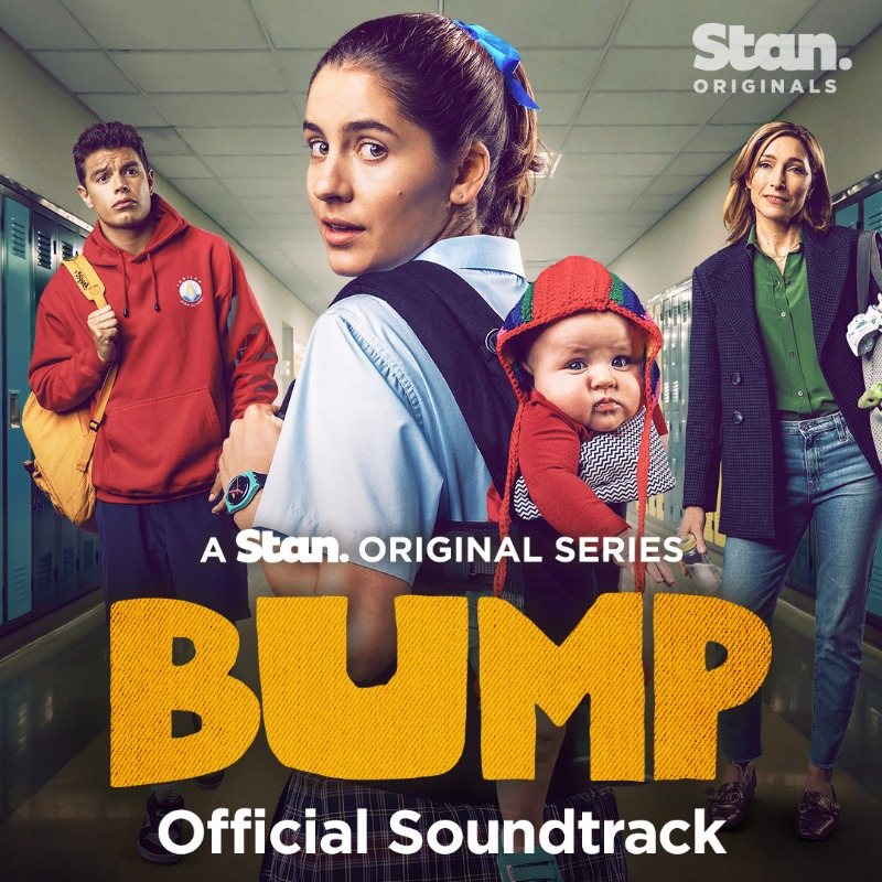 Bump up the volume! The Stan Original Series Bump playlist is available on Spotify now. #StanOriginals #BumpOnStan