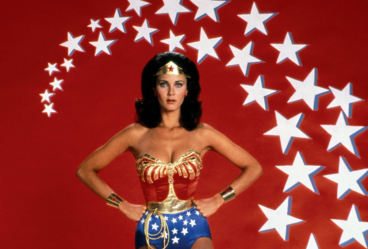 Feminum: Rare metal found only on Paradise Island. Wonder Woman's bracelets are made from this material. (Wonder Woman TV series)  #WonderWoman