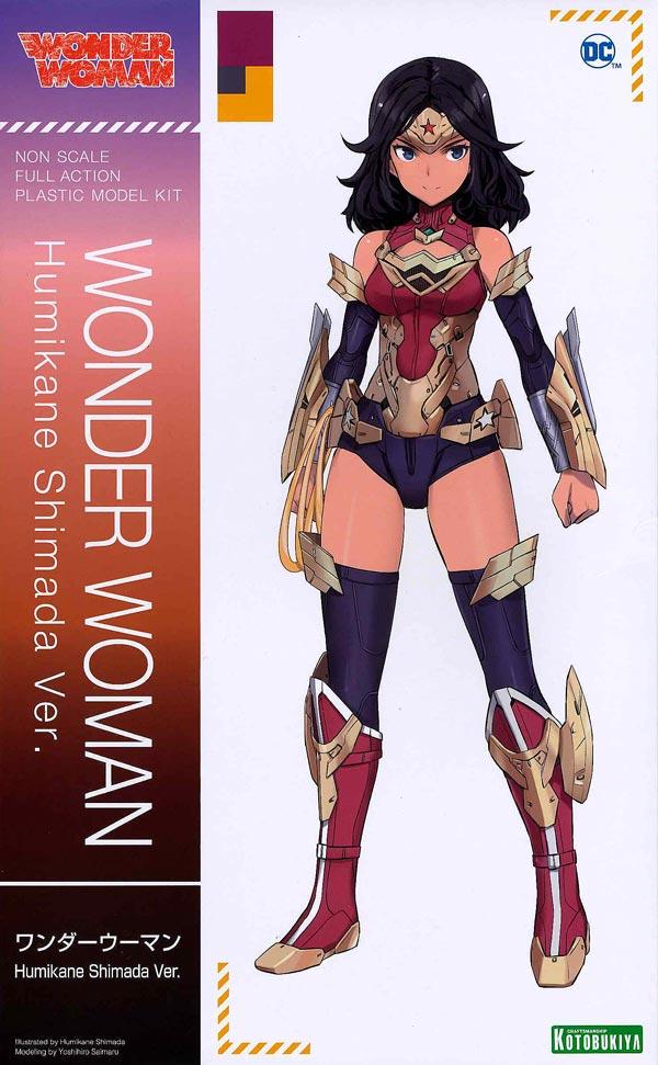 コトブキヤ ワンダーウーマン Humikane Shimada Ver. 入荷しました!  #ワンダーウーマン  #WonderWoman