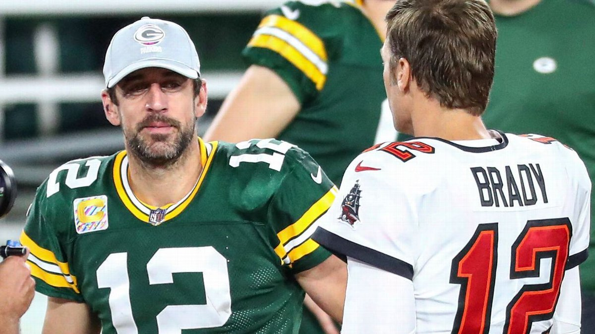 Let's project all 14 seeds in next season's NFL playoffs: Why the Bucs and Packers will be back https://t.co/dmlPCjHsl0 https://t.co/1WlsRJBBUv