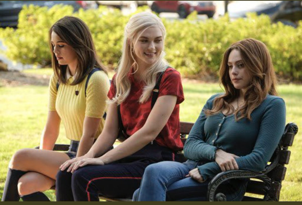 #legacies ready for this trio to come back 🥺
