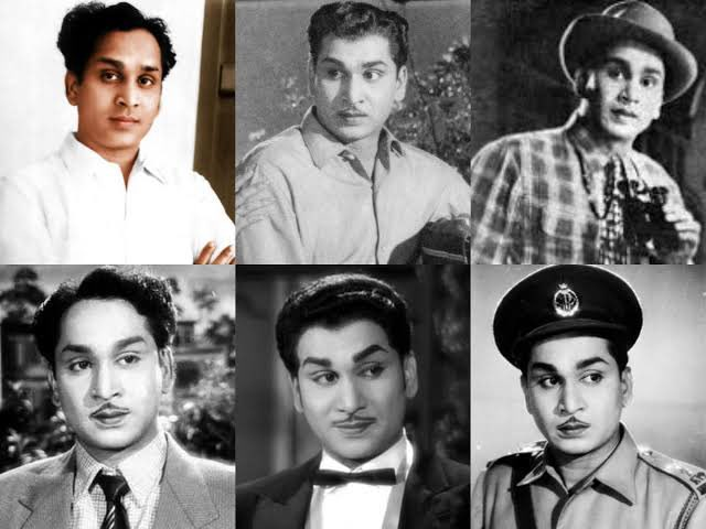 One & Only #Legend in #TelugufilmIndustry #ANRLivesOn ❤️