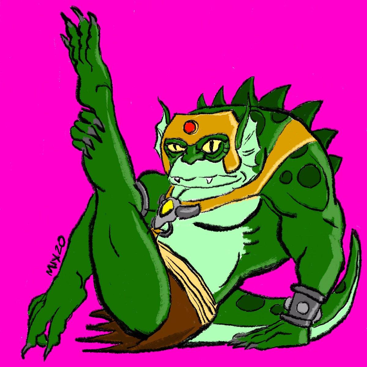 Sssssorry (not ssssorry) WEEK 10 of ThunderCats Thursdays The evil Mutant...💥(sexy) SLITHE! #thundercatthursdays #motudrawingchallenge #slithe #thundercats #mutants #cartoons #drawingchallenge  #mastersoftheuniverse @MOTUdrawing #80scartoons #patreon @patreon @adobefresco