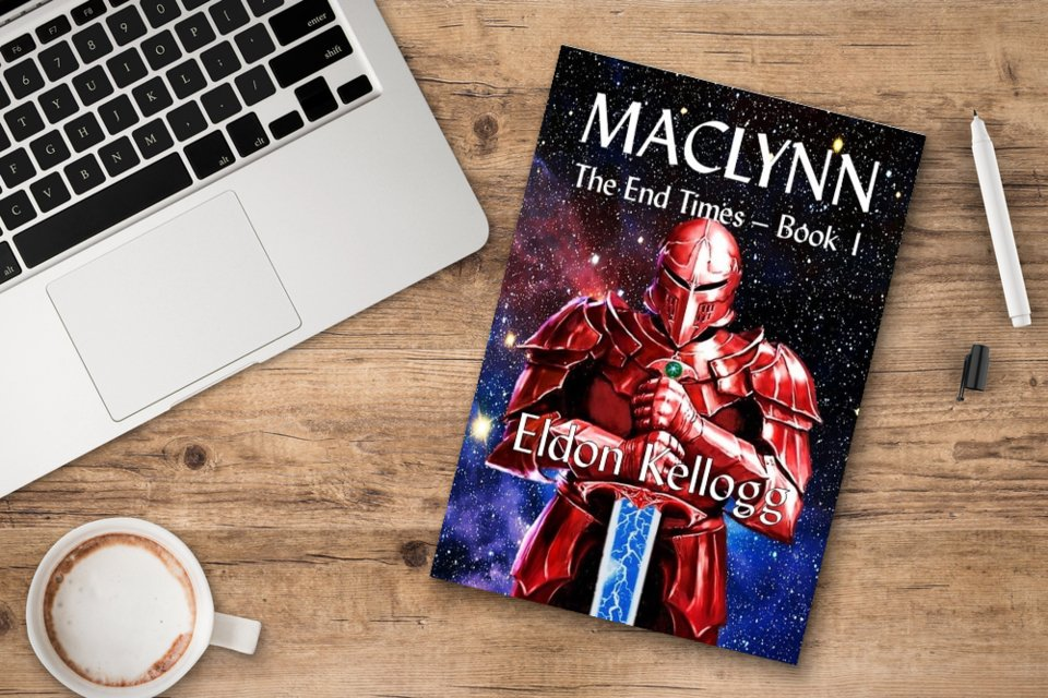 "An excellent read with great characters and storyline. Grab a copy of ""MACLYNN"" now. #fantasy #fiction #newrelease #galaxy  @KelloggEldon available at Amazon -->"