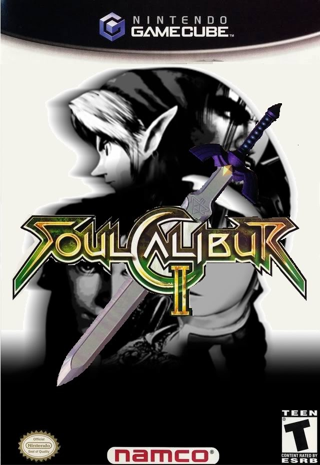 RT if you have played Soul Calibur II. Which game out of the three platforms did you play it on and who is your favorite guest character out of the three? #SoulCalibur #xbox #playstation #Gamecube #fightinggames #videogames