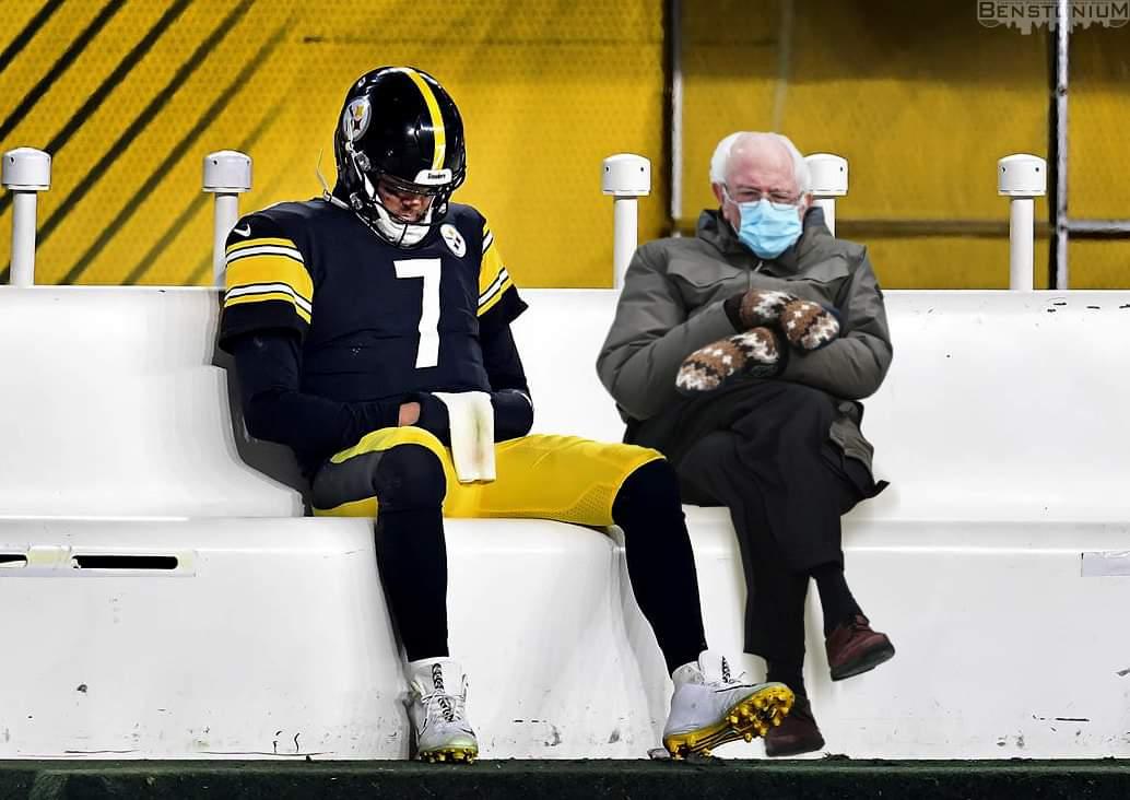 #Browns #NFL #Steelers #Berniememes
