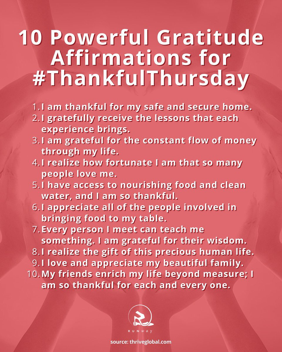 It's Thankful Thursday! Remember, a grateful heart is a magnet of miracles. Spread more gratitude and manifest more miracles with just a click!💃💫 👠 Share and comment 3 things you are grateful for!🙌 #ThankfulThursday #runwayheels #creativepreneur