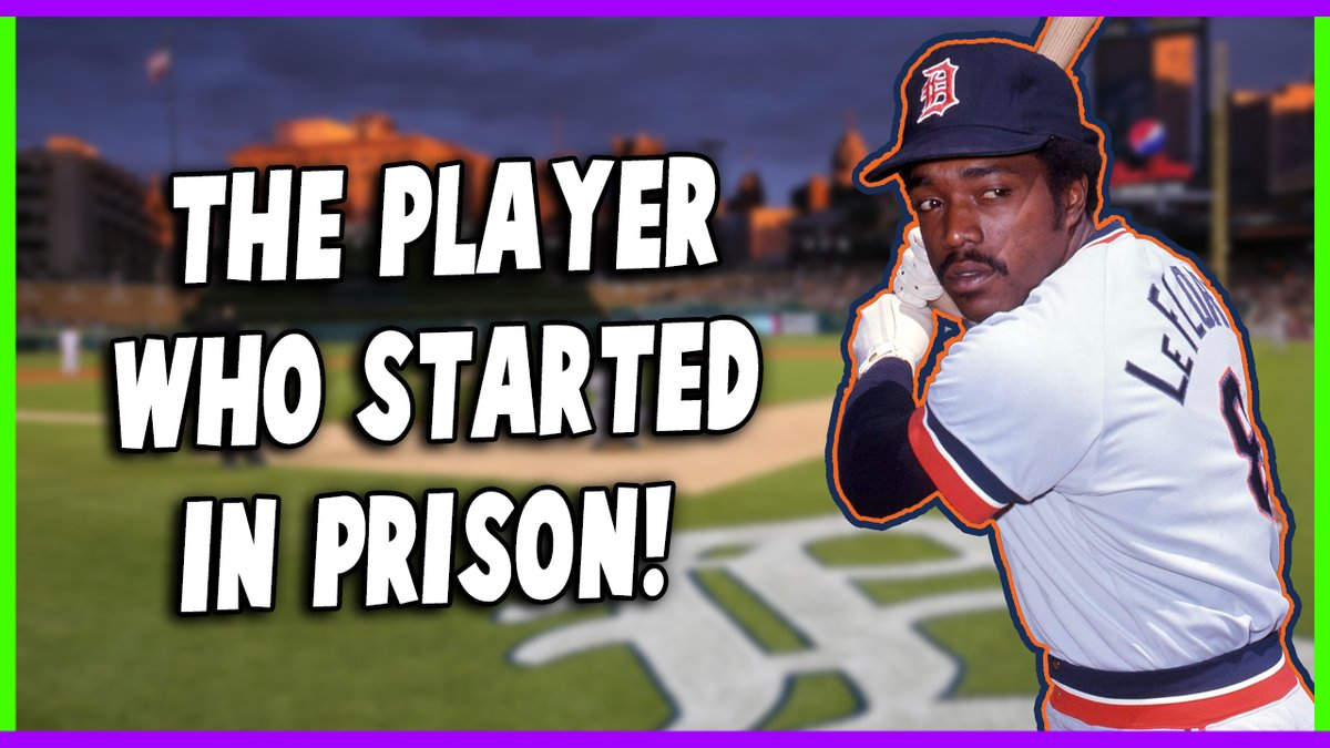 Ron LeFlore had one of the most unique paths to stardom in sports history. His discovery in a prison baseball league, ascension to MLB, and eventual big league success are all unparalleled. But is his story one of inspiration or caution?