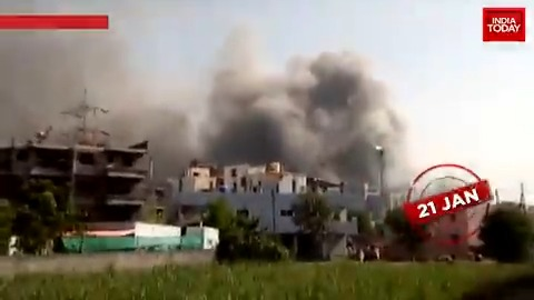 At least 5 contractual laborers lost life in the Serum Institute fire. Serum institute announces Rs. 25 lakh compensation to the families of the deceased laborers.| @Pkhelkar, @Akshita_N #FirstUp #SerumInstitute #SerumInstituteFire #ITVideo